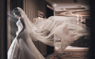 首席双机位婚礼跟拍原片300.精修50