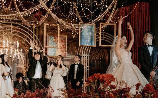 【说好的我们红色记忆】主题婚礼