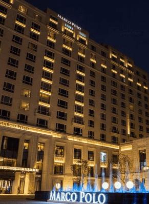 常州马哥孛罗酒店(宴会厅)
