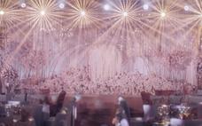 韩式粉色梦幻|19年热款|含布置和人员