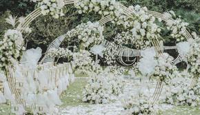 『W.E』致我们暖暖的小时光/纯布置/小预算婚礼