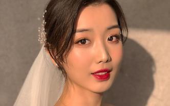 澜慕  首席化妆师 新娘造型跟妆 送亲友妆