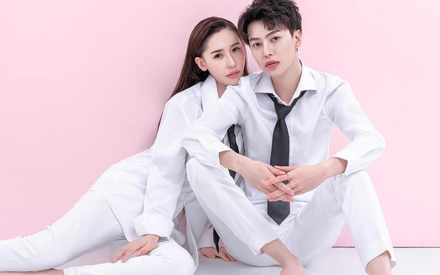 【唯一视觉】-网红刘子恒&Sarah客片欣赏