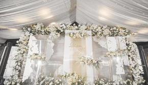 瑞祥文化馆丨户外婚礼丨白色的梦