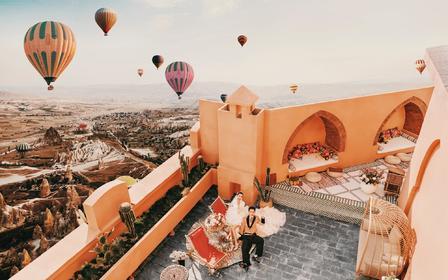 【蜜月水之城】摩洛哥城+全新场景+总监团队拍摄