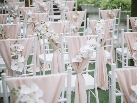 【花理派婚礼】小资户外婚礼