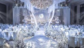 【威尼斯】(西式室内)明场精致婚礼