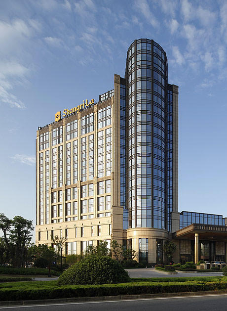 常州富都香格里拉大酒店
