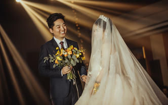 【卡纳视觉】婚礼当日首席单机摄影