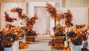 【不二婚礼】秋日高点击率婚礼