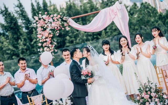 2019.10婚礼仪式拍摄