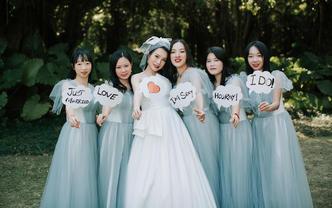 首席婚礼摄影师专业婚礼跟拍