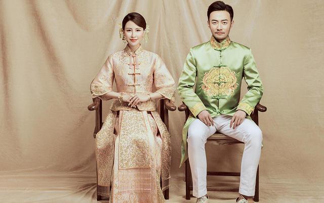 纪恩视觉婚纱摄影 中国新娘系列