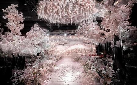 【香蜜蜜】简约粉色婚礼首席四大金刚+婚礼管家