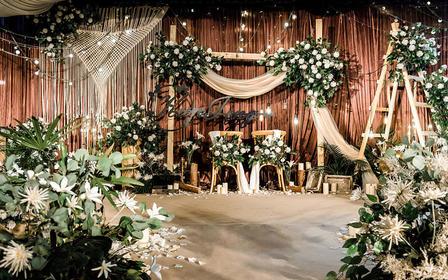 佳合婚礼 婚礼布置      现场执行