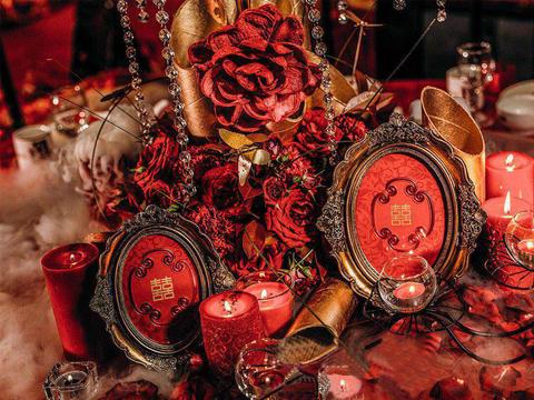 雅琼婚礼 | 鸾凤和鸣,执此红媚情成卷