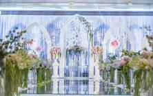 【风尚婚礼策划】—清新蓝  含布置、三大金刚