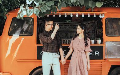 兰慕婚纱摄影季节拍摄客片