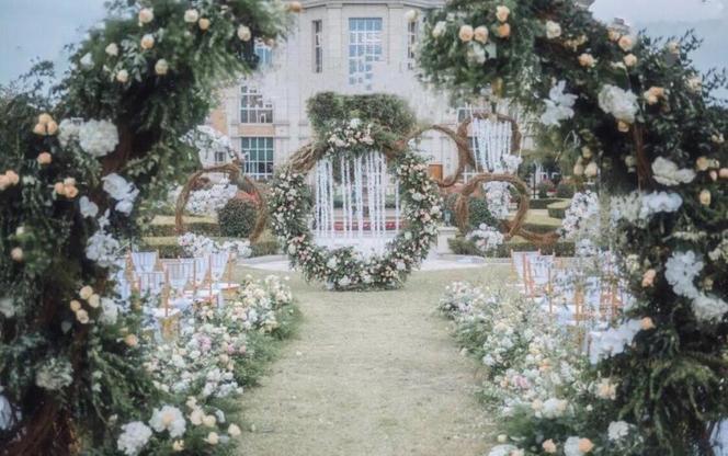 【乡村婚礼】一场自家改造的乡村婚礼