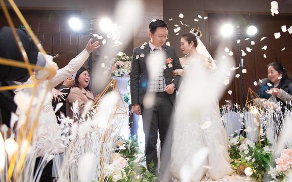 【婚礼跟拍】首席档 单机位 婚礼摄影 照片直播