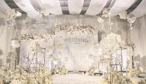米兰婚礼(璀璨·超炫灯光设计)