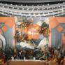 【梦悦婚礼】超值含舞台吊顶 | 橙色蓝色撞色婚礼