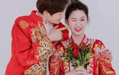 【进部婚纱摄影】中国风主题.90后必拍
