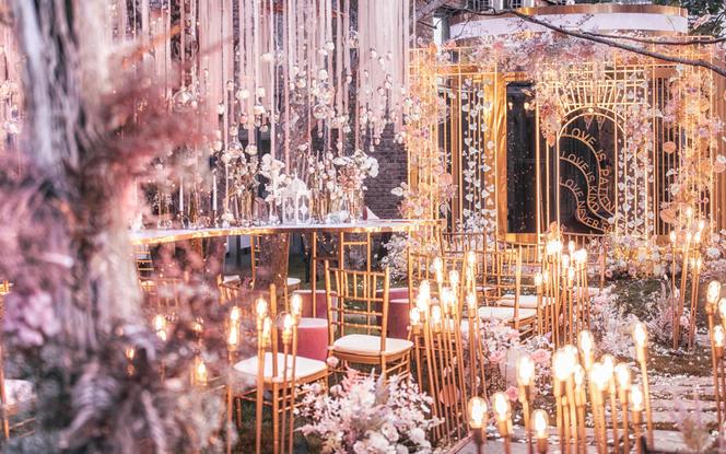 有灵魂的婚礼 或许你也要筑一座城堡,守一人终老