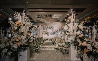 【梦幻婚庆礼仪策划】街角的花店