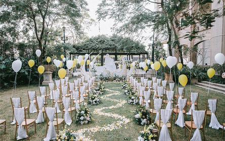 户外婚礼定制草坪婚礼海边婚礼农村婚礼