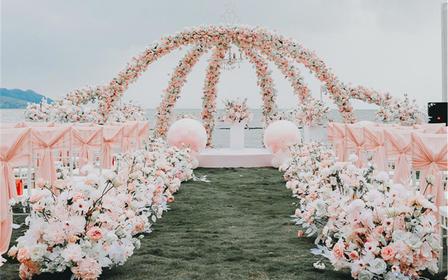 【罗曼斯目的地婚礼】湖山云隐民宿婚礼