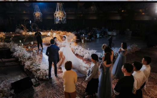 婚礼是一场旅程,帮每一对新人送至幸福彼岸!