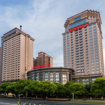 昆山隆祺建国酒店