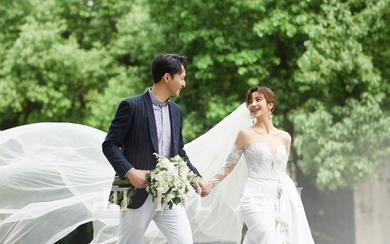 森系【拍摄有爱的婚纱照】