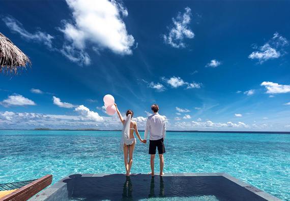 【潮婚节爆款】一价全包+机票补贴+酒店住宿