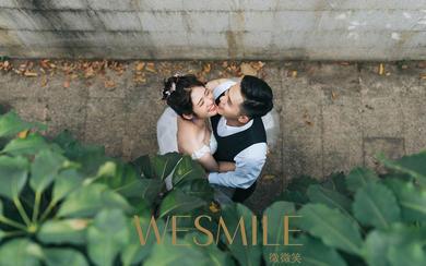 【微微笑婚纱摄影】清新韩式