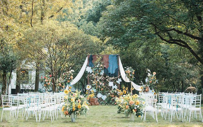 婚礼那超高|田园风格黄绿小清新|《田园风光》