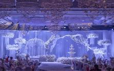 【风尚婚礼策划】— 红与蓝小清新 含布置及人员