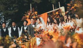 盛京高尔夫酒店 总监档 草坪婚礼