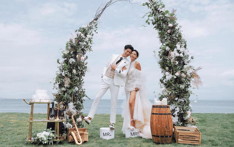 爆款Ⅰ森系小清新婚照,拍1套送1套+5000礼盒