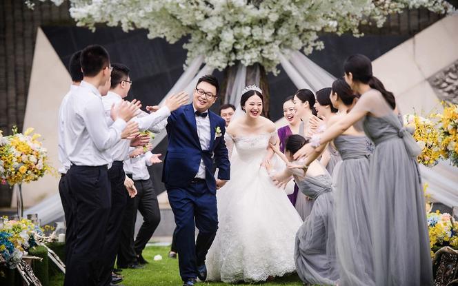 【婚礼跟拍】单机位拍摄,全程贴心婚庆跟拍策划