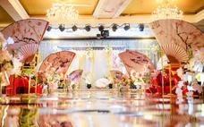 为伊作嫁丨新中式婚礼丨《倾城》