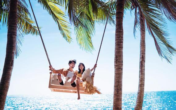 【三亚旅拍】海天一线|南湾基地+MV+一价全包