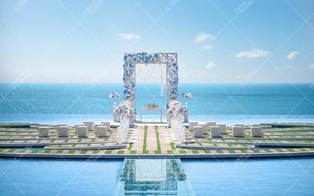 【巴厘岛婚礼】梦幻岛 梦幻平台 一价全包