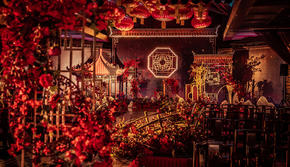 【中国红】经典唐风·中式婚礼(一价全包)