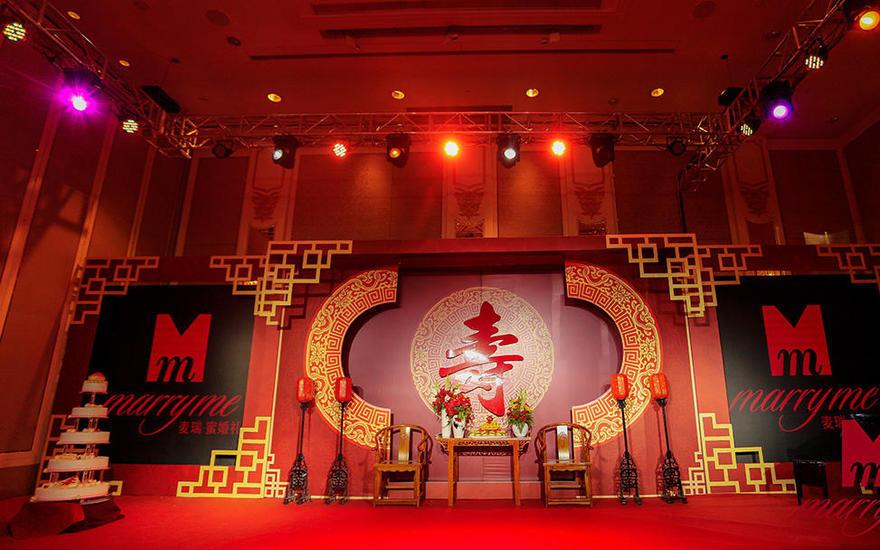 长春香格里拉酒店 八十大寿寿宴