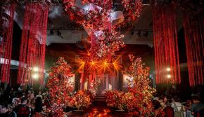【晶莹婚礼】红金色系 欧式复古奢华 高性价比