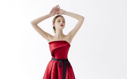 【AK婚纱】优雅高定礼服