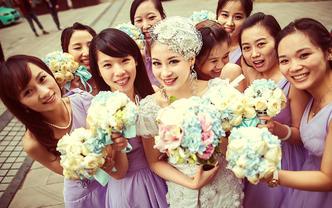 纪实婚礼摄影 资深单机位跟拍