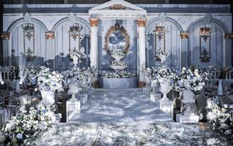 杭州婚蜜 欧式城堡典雅精美婚礼